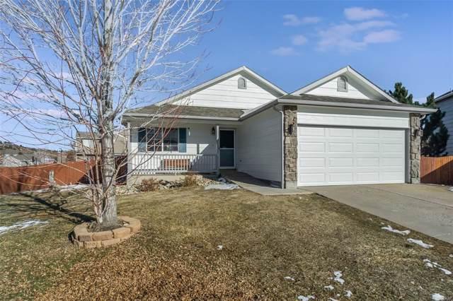 758 Quarterhorse Trail, Castle Rock, CO 80104 (MLS #3801586) :: 8z Real Estate