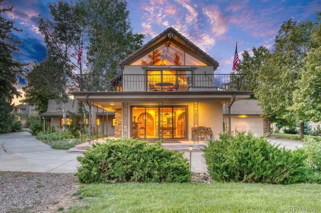 5697 Holman Way, Golden, CO 80403 (MLS #3801913) :: 8z Real Estate