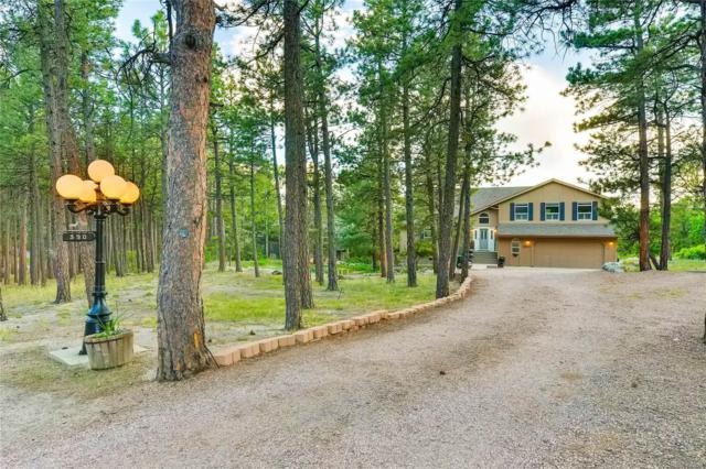 390 Jack Boot Road, Monument, CO 80132 (MLS #3802181) :: 8z Real Estate