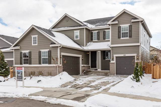 418 Daylily Street, Brighton, CO 80601 (#3804315) :: The DeGrood Team