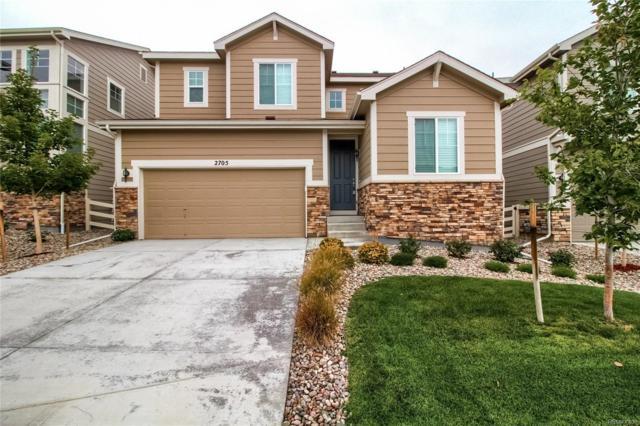 2705 Garganey Drive, Castle Rock, CO 80104 (#3805511) :: HomePopper