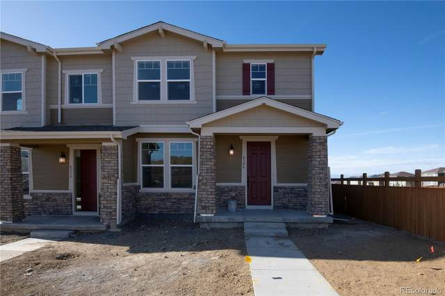 4306 S Netherland Street, Aurora, CO 80015 (MLS #3812540) :: 8z Real Estate