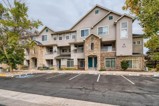 9530 E Florida Avenue #1008, Denver, CO 80247 (#3813148) :: The Dixon Group