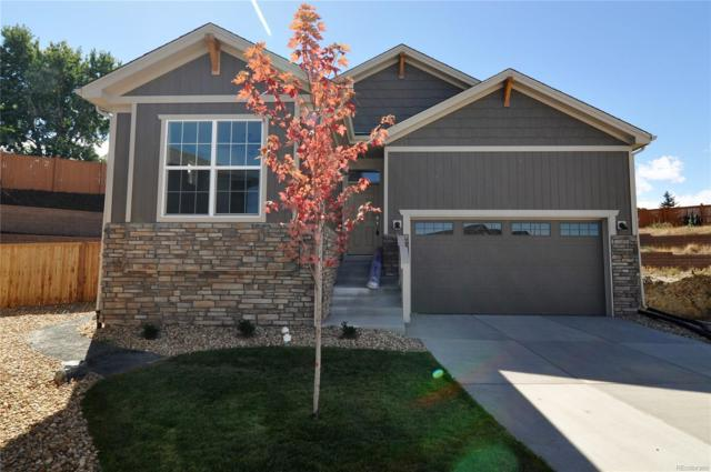 11526 Colony Loop, Parker, CO 80138 (#3814197) :: Wisdom Real Estate