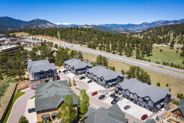 31191 Black Eagle Drive #302, Evergreen, CO 80439 (#3825414) :: Colorado Home Finder Realty