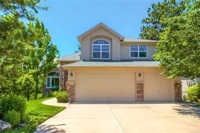 991 Greenridge Lane, Castle Pines, CO 80108 (#3826266) :: The Heyl Group at Keller Williams