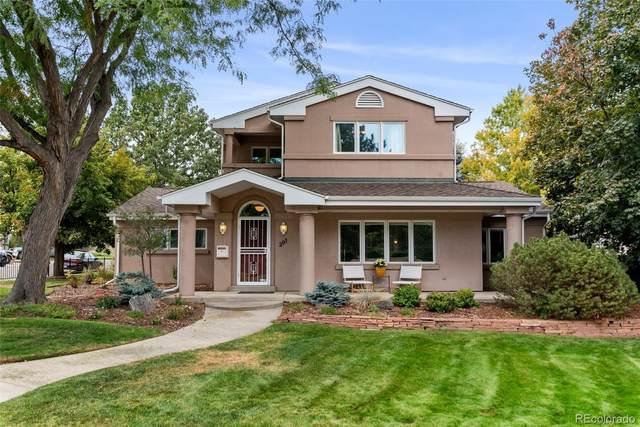 201 N Fairfax Street, Denver, CO 80220 (#3829297) :: Kimberly Austin Properties
