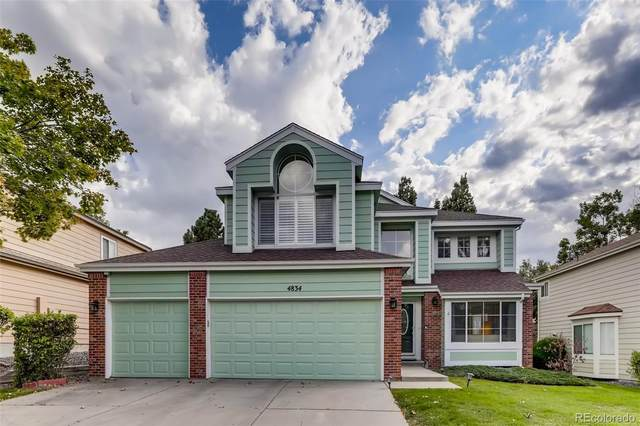 4834 S Eagle Circle, Aurora, CO 80015 (#3829889) :: Portenga Properties
