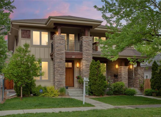 967 S Clarkson Street, Denver, CO 80209 (#3833244) :: Wisdom Real Estate