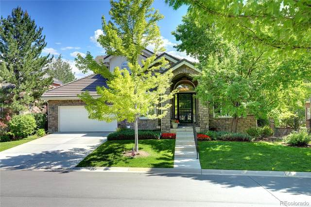 56 Golden Eagle Road, Greenwood Village, CO 80121 (MLS #3834002) :: 8z Real Estate