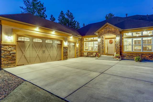 778 Cumberland Road, Larkspur, CO 80118 (MLS #3834627) :: 8z Real Estate