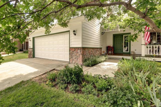 19234 E Hickock Drive, Parker, CO 80134 (#3834666) :: Colorado Team Real Estate