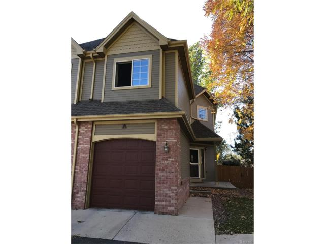 10830 W 63rd Avenue A, Arvada, CO 80004 (#3836466) :: The Dixon Group