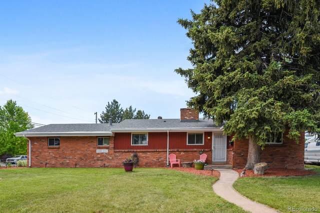 5479 S Huron Way, Littleton, CO 80120 (MLS #3842095) :: 8z Real Estate