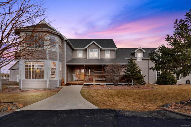 2435 Cessna Drive, Erie, CO 80516 (#3844494) :: The HomeSmiths Team - Keller Williams
