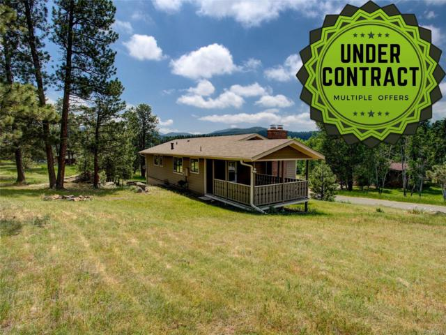 29423 Valley View Road, Evergreen, CO 80439 (MLS #3847979) :: 8z Real Estate