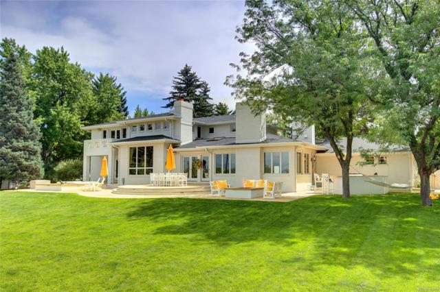 3663 S Albion Street, Cherry Hills Village, CO 80113 (#3849099) :: The Heyl Group at Keller Williams