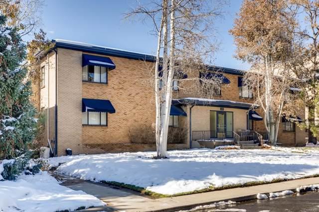 155 Jackson Street #6, Denver, CO 80206 (#3850611) :: The DeGrood Team