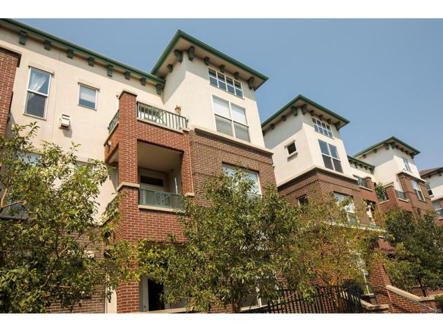 1727 Pearl Street #302, Denver, CO 80203 (MLS #3851196) :: 8z Real Estate