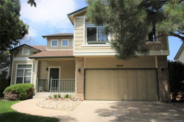 3033 Pony Tracks Drive, Colorado Springs, CO 80922 (#3855873) :: The Pete Cook Home Group