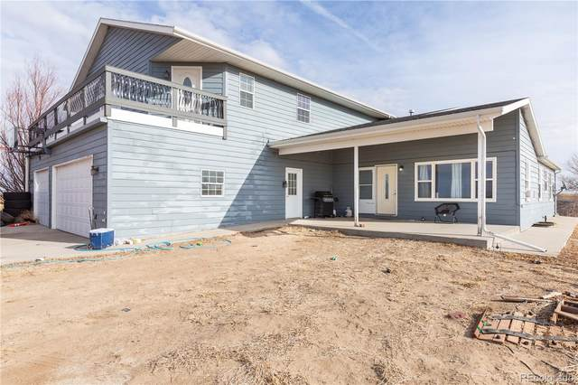 17512 County Road 2, Wiggins, CO 80654 (#3856771) :: The DeGrood Team