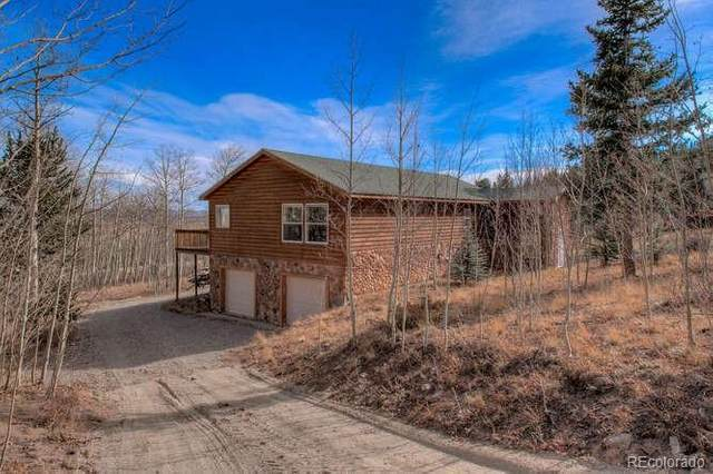 1588 High Creek Road, Fairplay, CO 80440 (#3858785) :: Kimberly Austin Properties