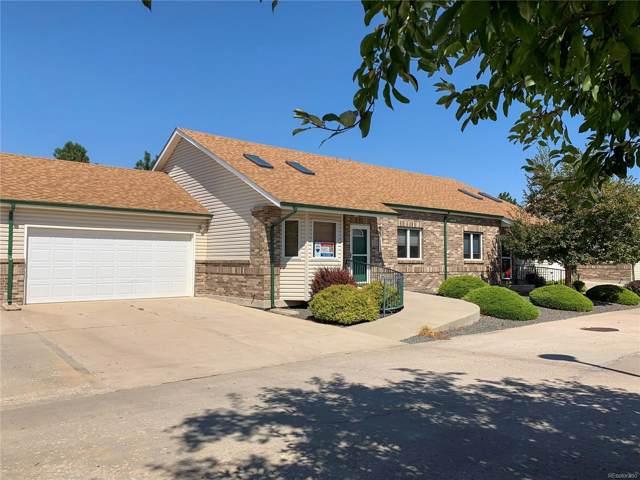 2515 E Egbert Street, Brighton, CO 80601 (MLS #3858988) :: 8z Real Estate