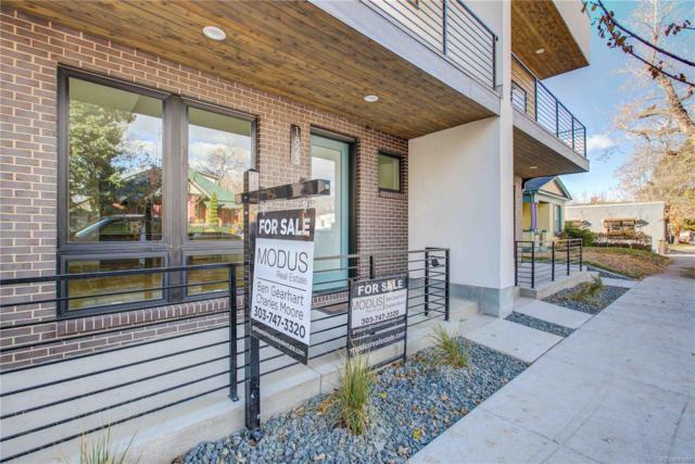 1825 S Pearl Street, Denver, CO 80210 (#3860318) :: Sellstate Realty Pros
