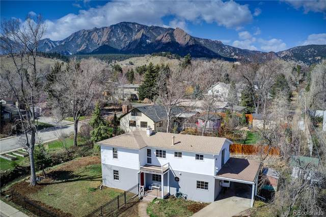 605 20th Street, Boulder, CO 80302 (#3864079) :: The Peak Properties Group