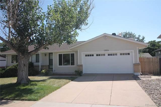13654 W Auburn Avenue, Lakewood, CO 80228 (#3865801) :: Compass Colorado Realty