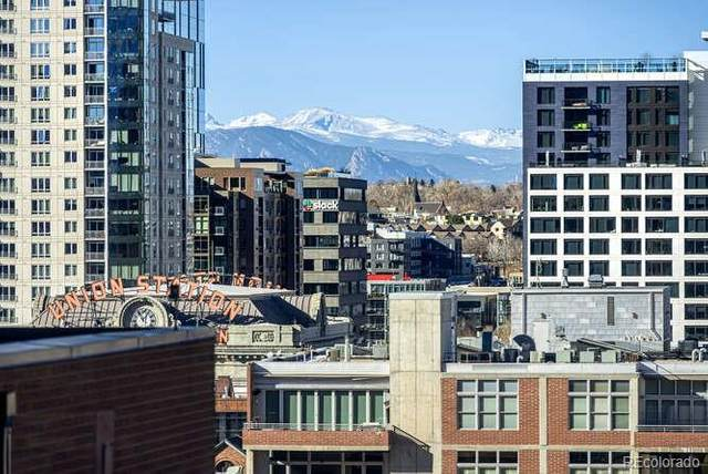 1777 Larimer Street #901, Denver, CO 80202 (MLS #3866337) :: 8z Real Estate