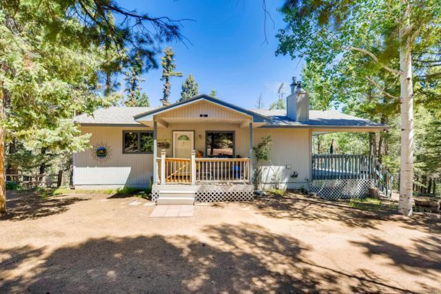 51 Aspen Circle, Divide, CO 80814 (#3867101) :: Compass Colorado Realty