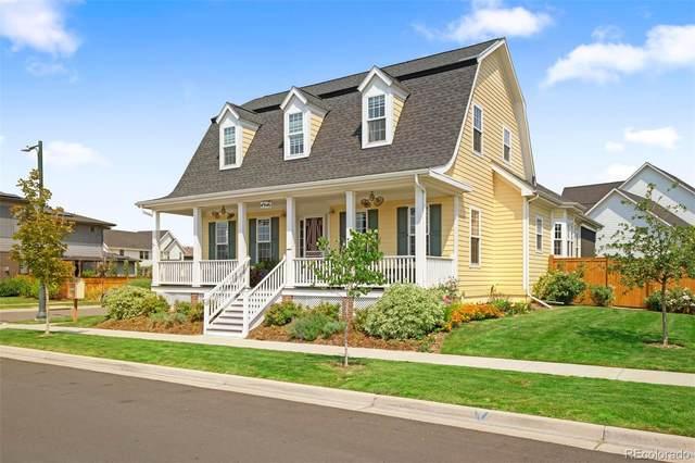 4946 Yosemite Street, Denver, CO 80238 (MLS #3867786) :: 8z Real Estate