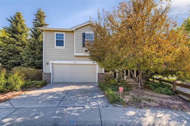4405 Waverly Way, Highlands Ranch, CO 80126 (#3868014) :: The HomeSmiths Team - Keller Williams