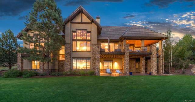 1052 Country Club Estates Drive, Castle Rock, CO 80108 (#3872961) :: The Galo Garrido Group
