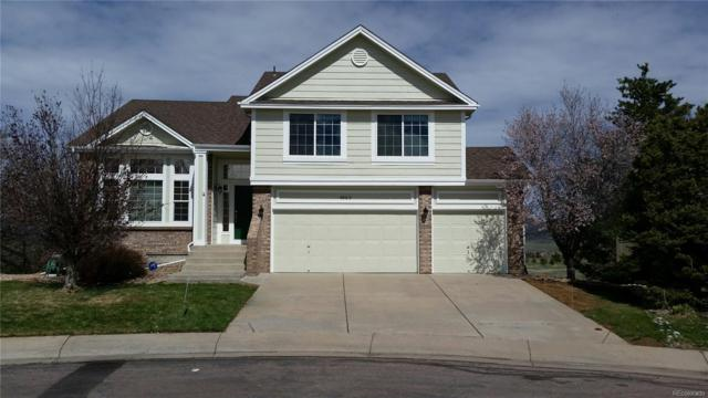 4835 Bobolink Court, Castle Rock, CO 80109 (#3875516) :: The HomeSmiths Team - Keller Williams