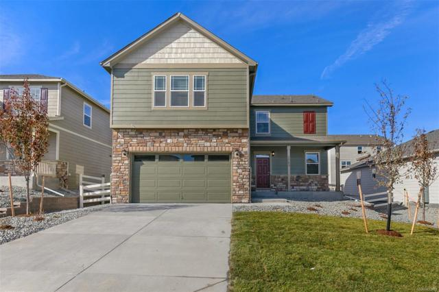 2083 Shadow Rider Circle, Castle Rock, CO 80104 (#3876789) :: The DeGrood Team