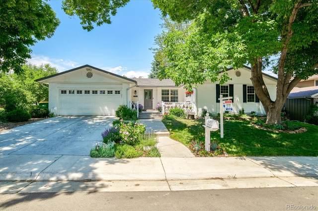 4253 E Weaver Place, Centennial, CO 80121 (#3878028) :: iHomes Colorado