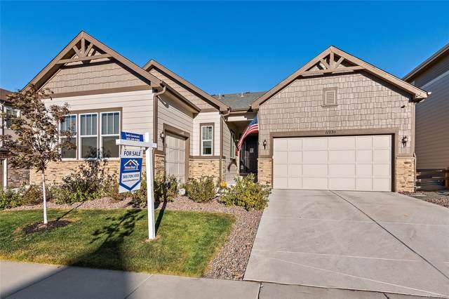 11224 Ledges Road, Parker, CO 80134 (MLS #3879085) :: 8z Real Estate