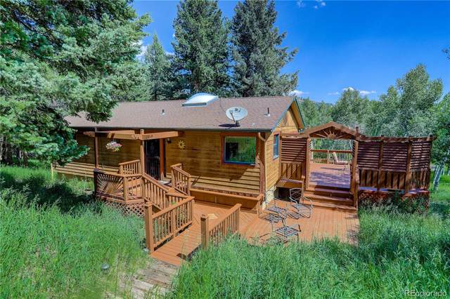 31751 Meadow Lane, Evergreen, CO 80439 (MLS #3880646) :: 8z Real Estate