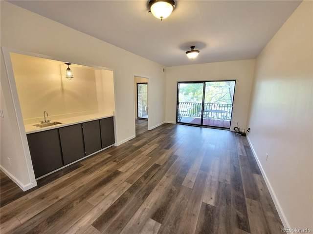 4250 S Olive Street #216, Denver, CO 80237 (MLS #3885616) :: 8z Real Estate