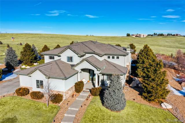 1067 Cinnabar Drive, Castle Rock, CO 80108 (#3887414) :: The HomeSmiths Team - Keller Williams
