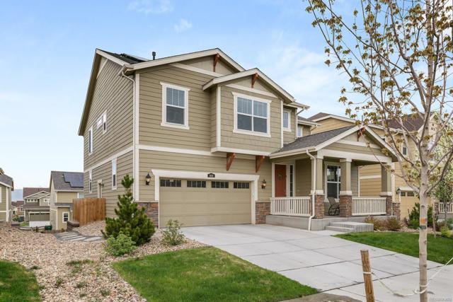 808 Dinosaur Drive, Erie, CO 80516 (#3888435) :: Wisdom Real Estate