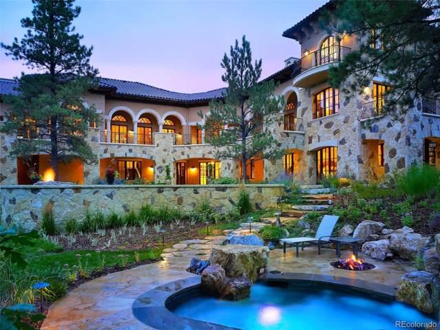 6 Eagle Pointe Lane, Castle Rock, CO 80108 (#3889910) :: Berkshire Hathaway HomeServices Innovative Real Estate