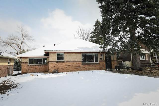 518 S Alcott Street, Denver, CO 80219 (MLS #3890742) :: Keller Williams Realty