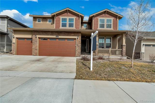 8756 Larch Trail, Parker, CO 80134 (#3891169) :: The DeGrood Team