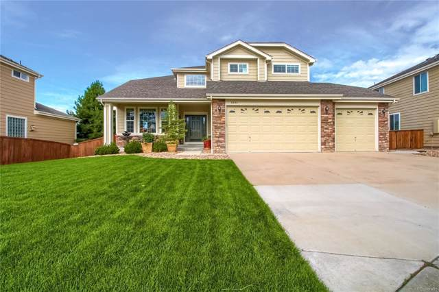 6533 Marble Lane, Castle Rock, CO 80108 (MLS #3893983) :: 8z Real Estate