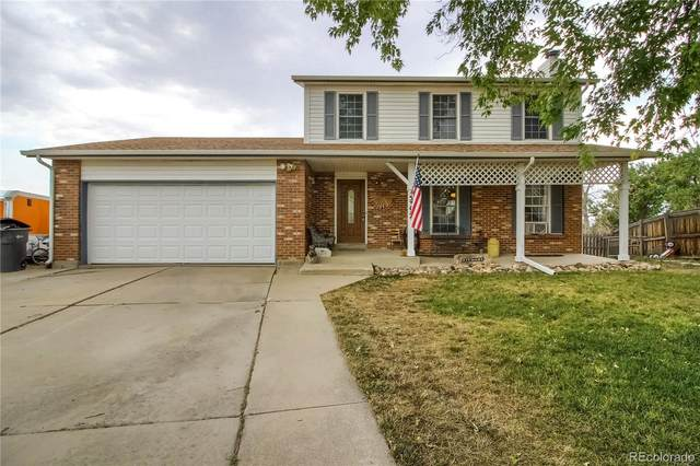 5392 E 108th Place, Thornton, CO 80233 (MLS #3894843) :: 8z Real Estate