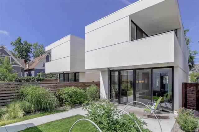 3120 N Humboldt Street, Denver, CO 80205 (#3895550) :: Arnie Stein Team | RE/MAX Masters Millennium