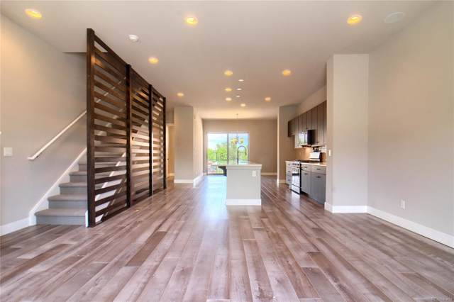 4061 W 16th Avenue #1, Denver, CO 80204 (MLS #3896916) :: 8z Real Estate